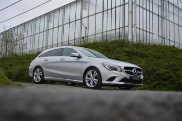 Mercedes CLA 180D Shooting break - Automaat - FULL OPTION